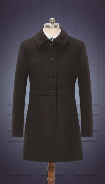 女大衣  货号:ND9007