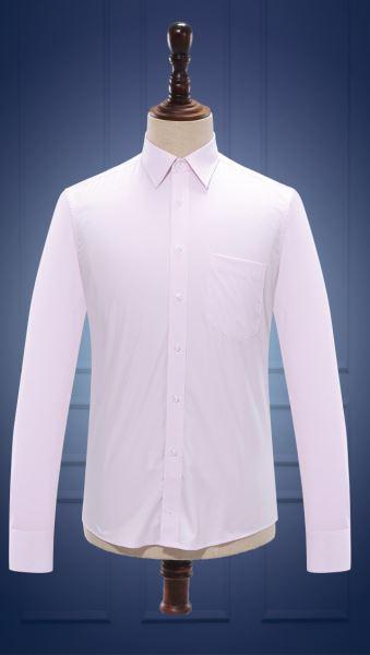 男长袖衬衫  货号:M10041