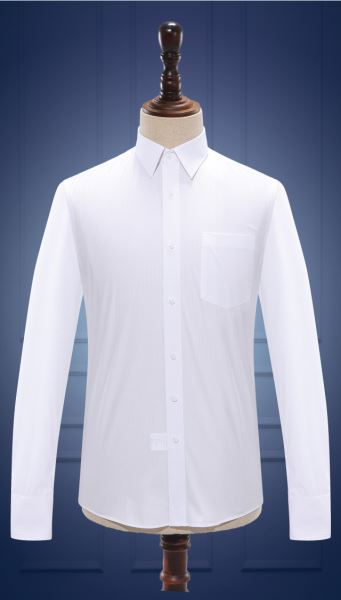 男长袖衬衫  货号:HCl0
