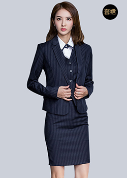 女西套装订制 贵阳服装厂加工