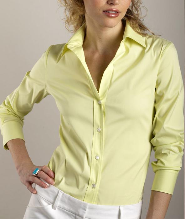 新款女工商务衬衫