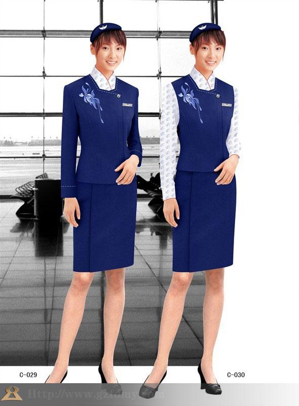 空姐服-11
