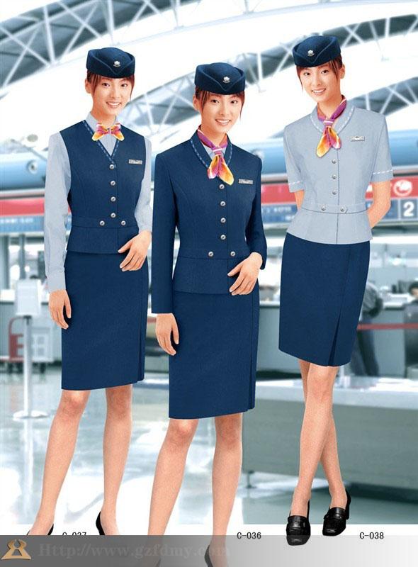 空姐服-14