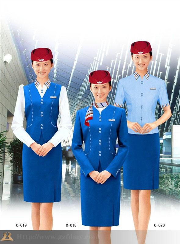 空姐服-8