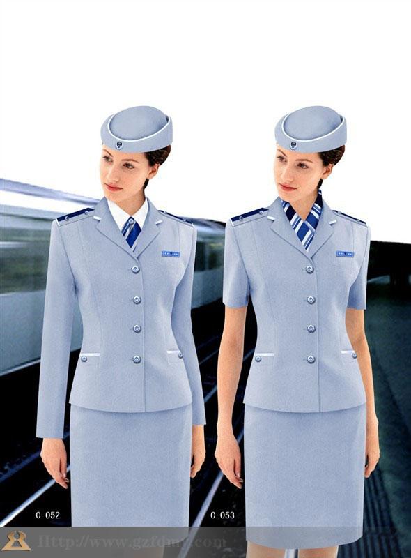 铁路公交制服-14