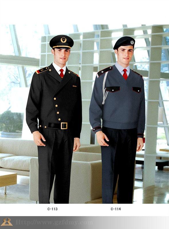 物管保安制服-12