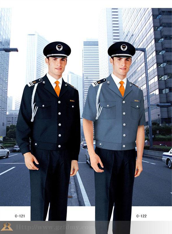 物管保安制服-16