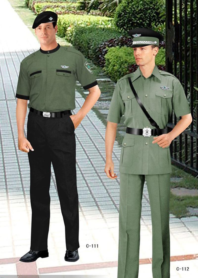 物管保安制服-24