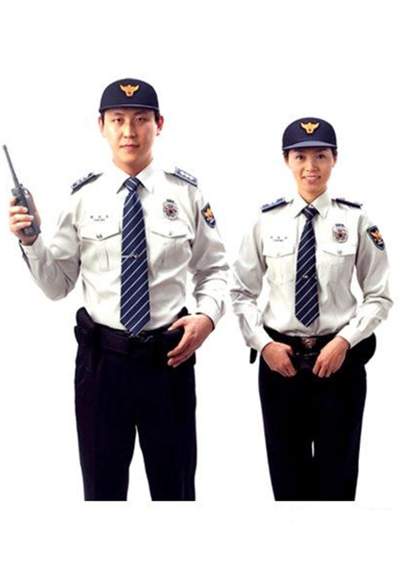 物管保安制服