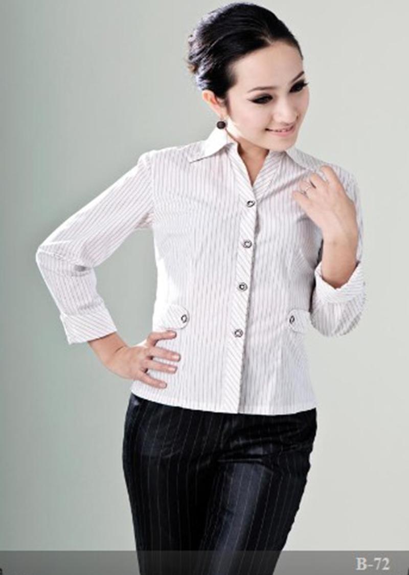 女衬衫长袖6