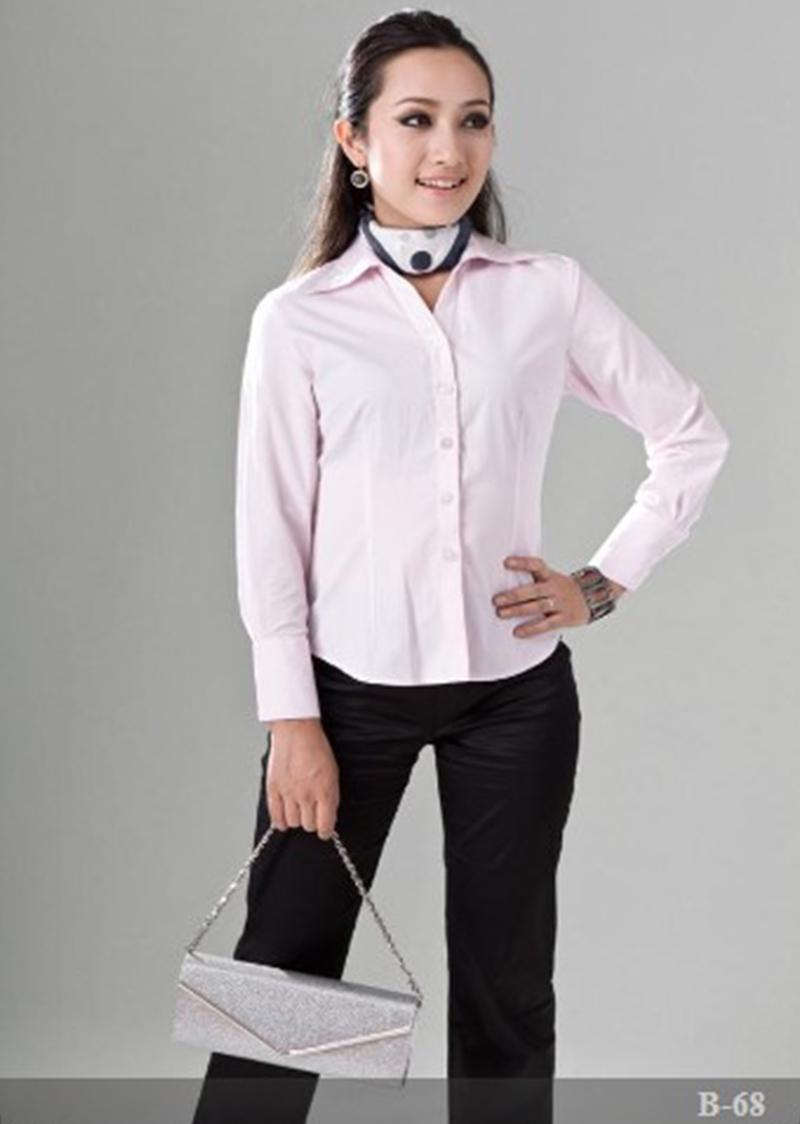 女衬衫长袖7